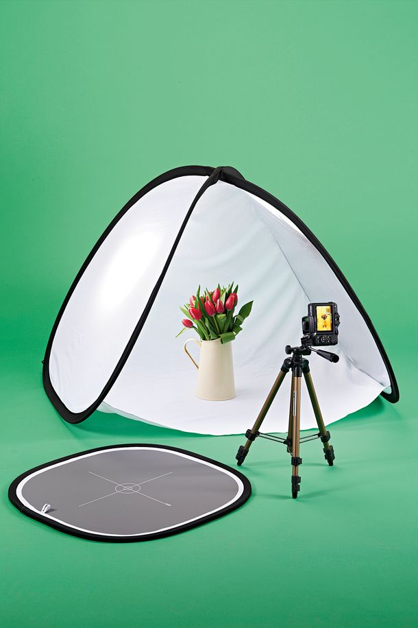 light tent photography tutorial