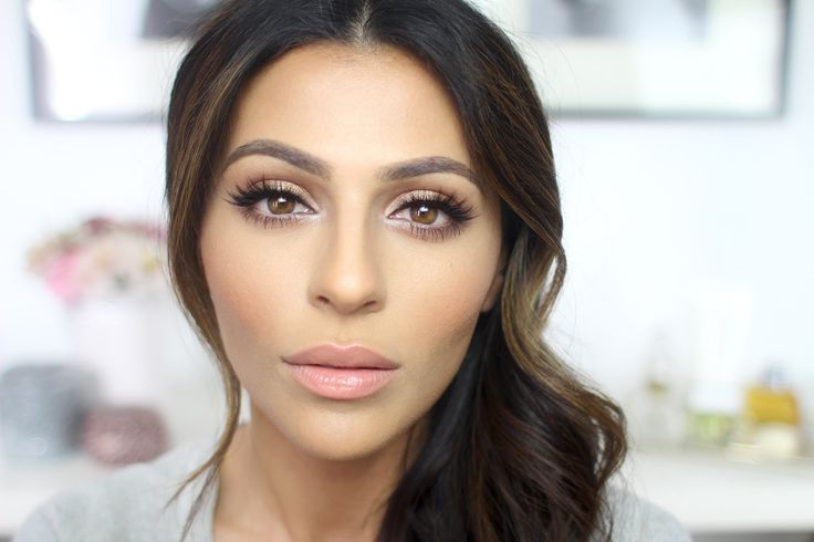 natural contour makeup tutorial