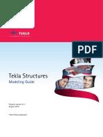 tekla structures steel detailing tutorial pdf