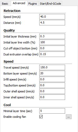cura 3d printing tutorial