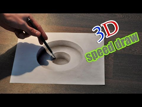 3d anamorphic drawing tutorial
