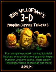 3d pumpkin carving tutorial