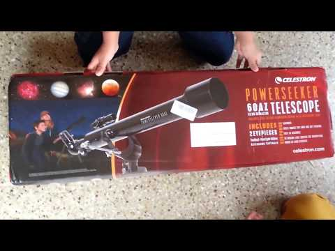 celestron astromaster 130 eq tutorial