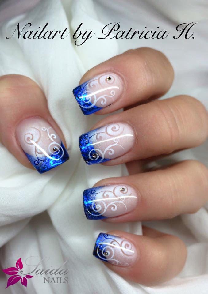 airbrush nail art tutorial