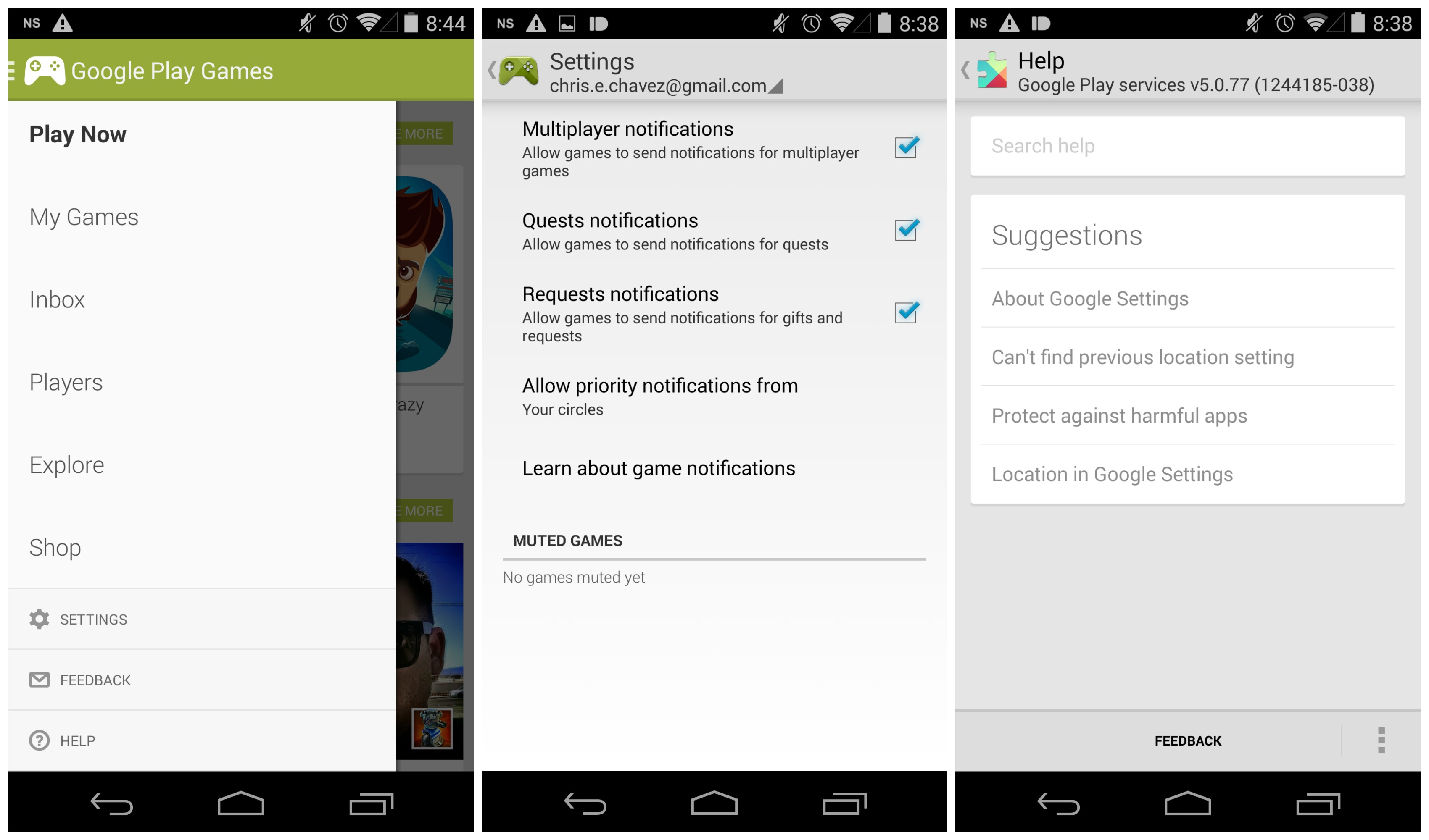google play game services tutorial