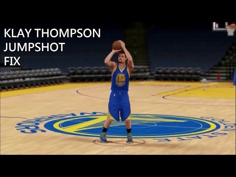 klay thompson shooting tutorial