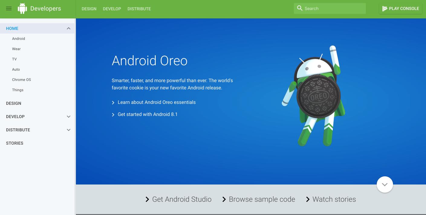 google android development tutorial