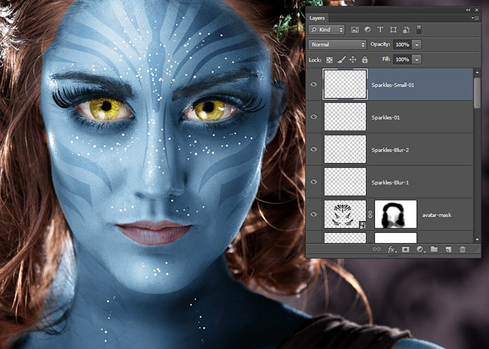 avatar tutorial photoshop cs6