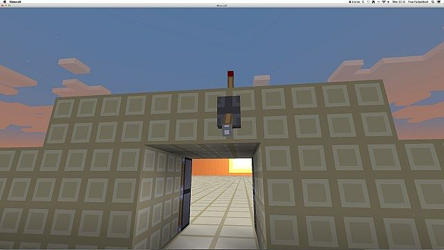minecraft redstone screen tutorial