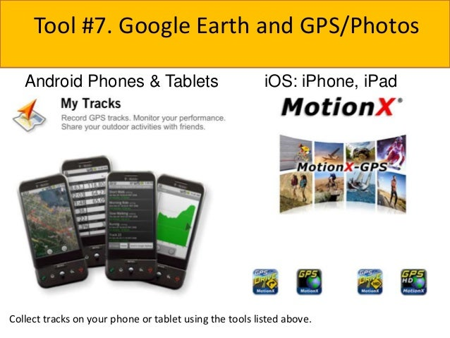google earth tutorial pdf