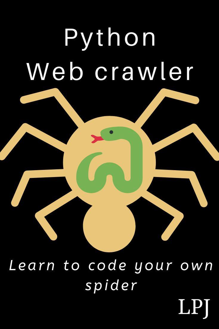 python web crawler tutorial