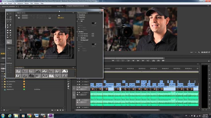 adobe premiere pro editing tutorial