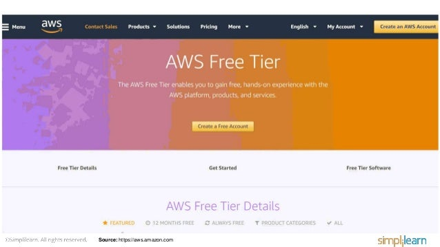 amazon web services tutorial for beginners