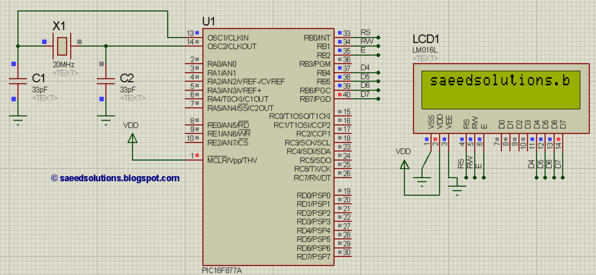 mplab tutorial for pic16f877a