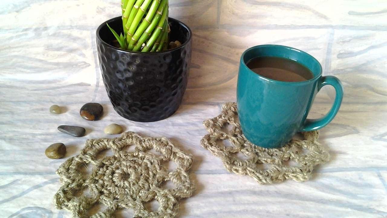 mug rug tutorial youtube