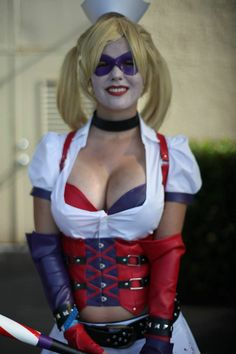 cosplay harley quinn tutorial