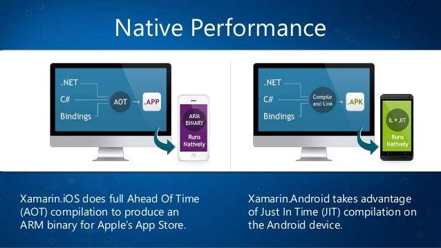 xamarin hybrid app tutorial