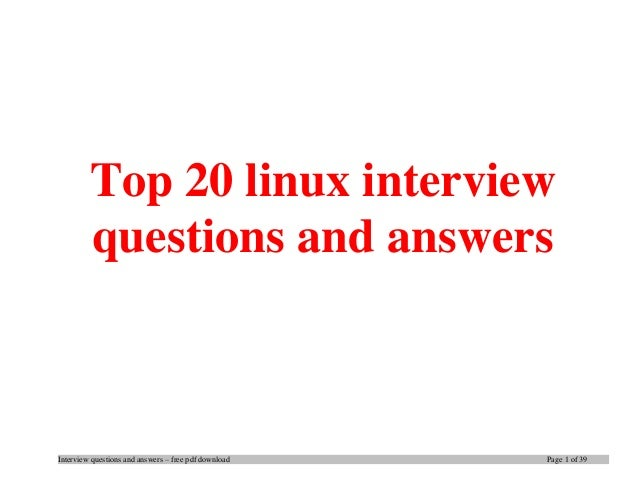 linux security tutorial pdf