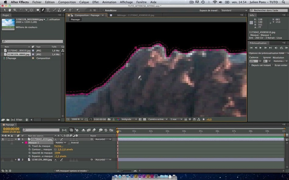 tutorial after effect cs6