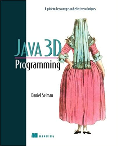 java 3d tutorial pdf