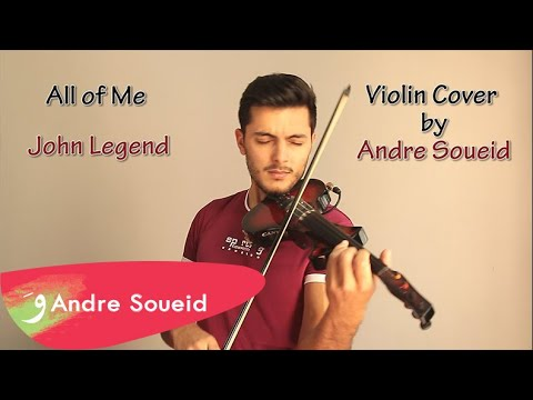 all of me violin tutorial