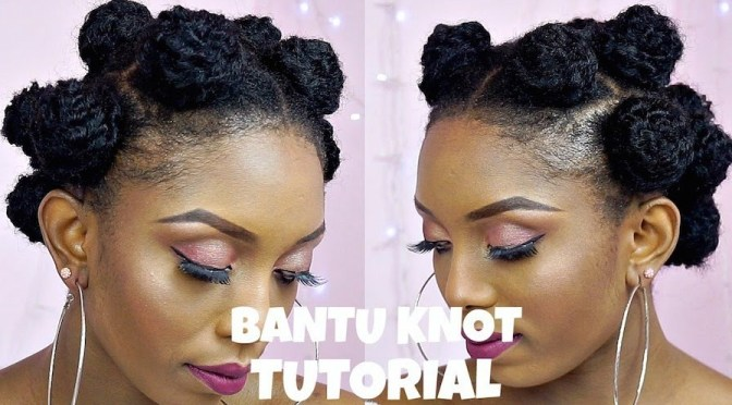 natural curly hair tutorial