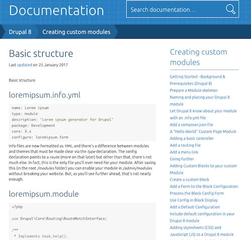 drupal 8 tutorial francais pdf