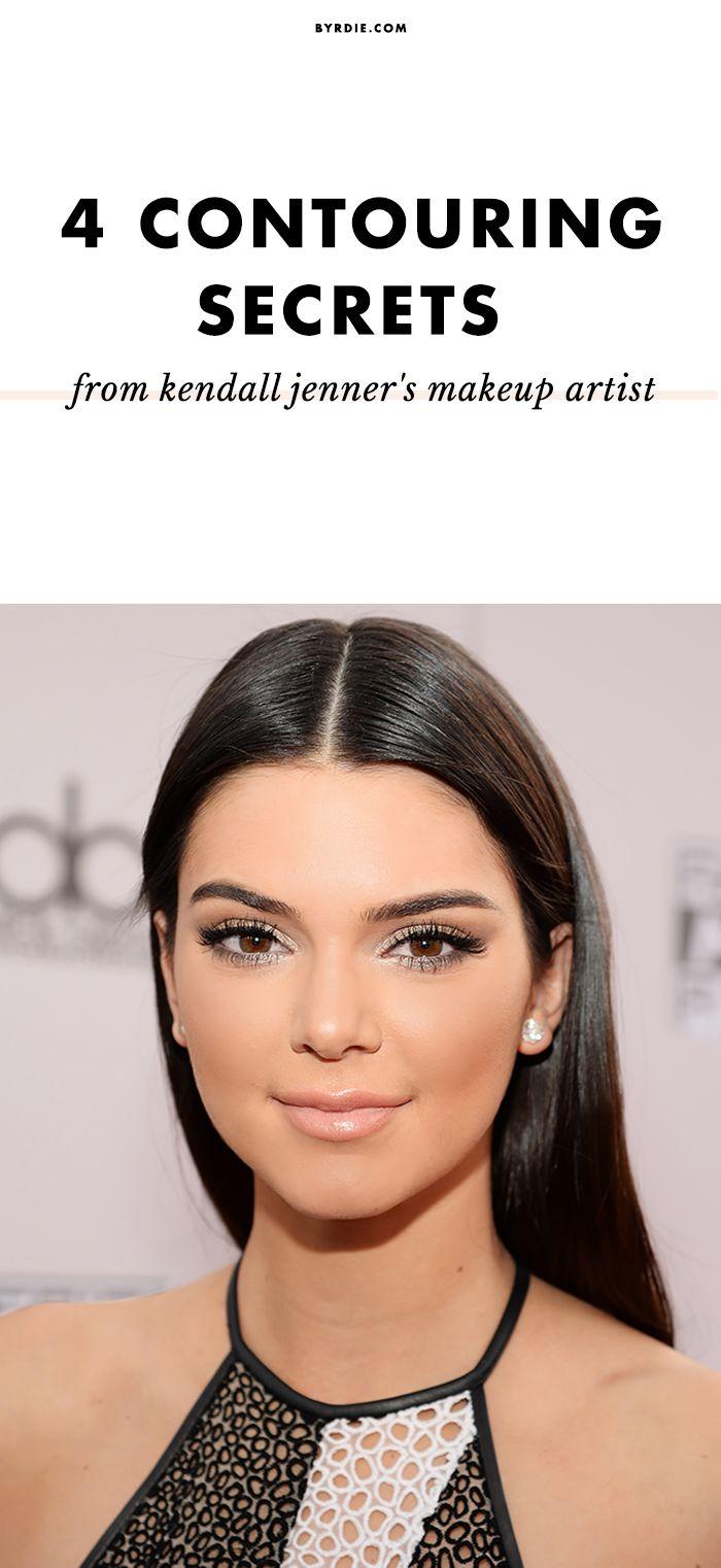 kylie jenner makeup artist tutorial