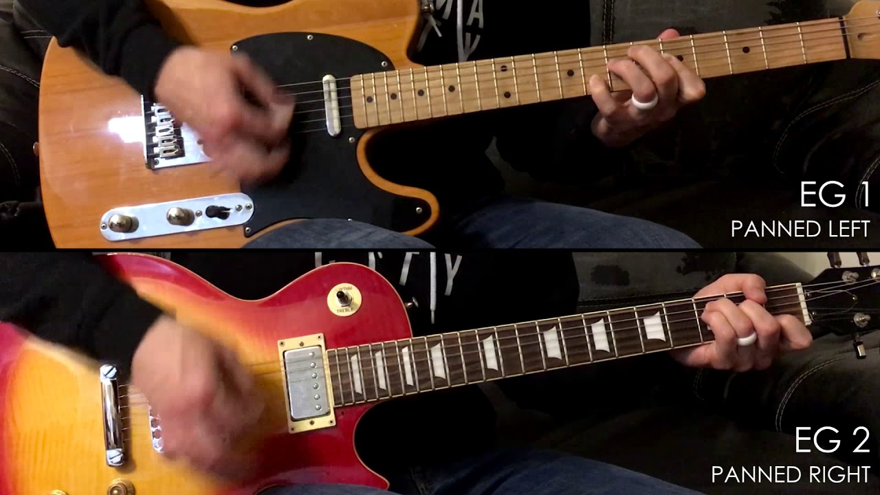 i see fire tutorial guitar