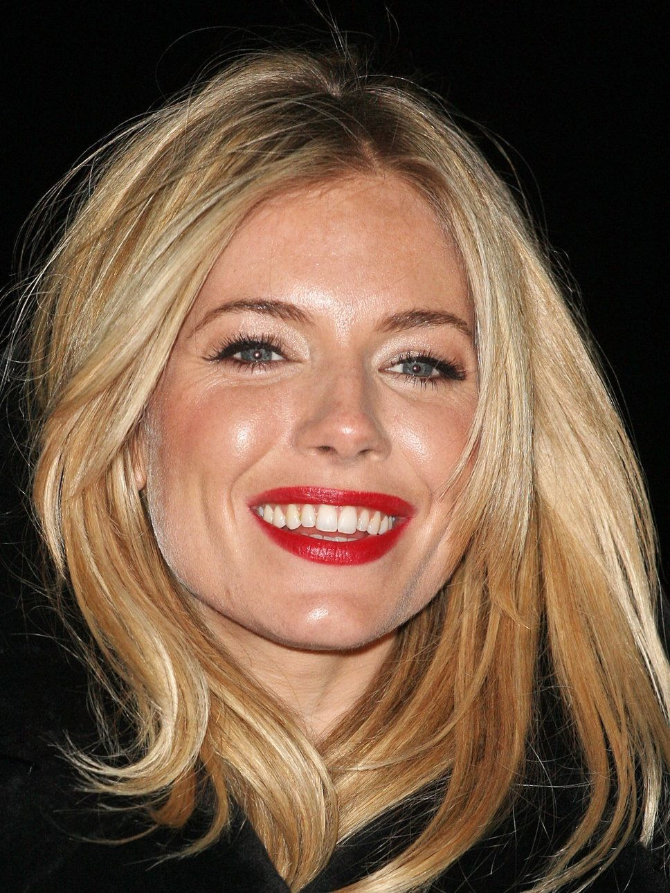 sienna miller makeup tutorial