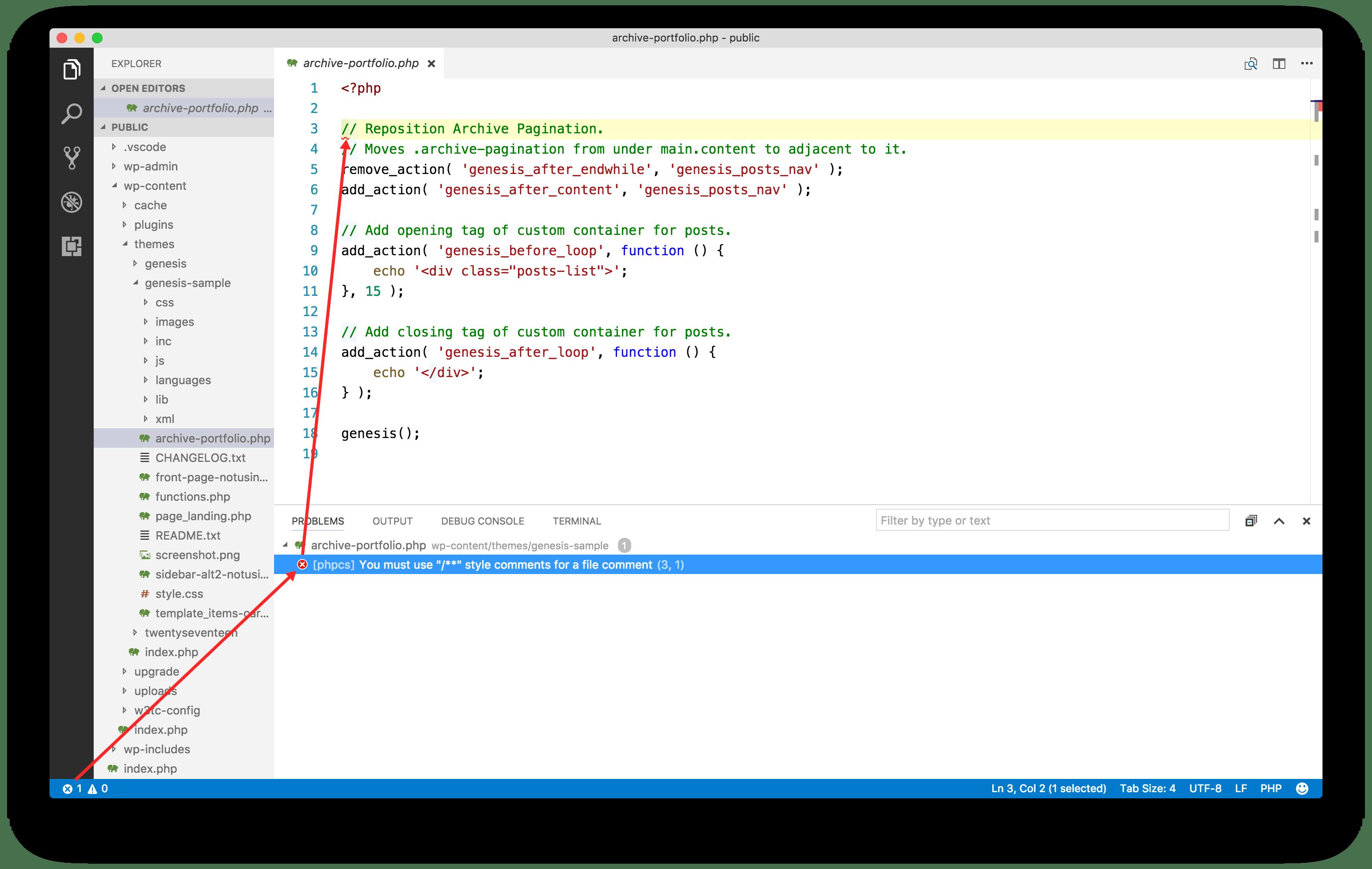 visual studio code c tutorial
