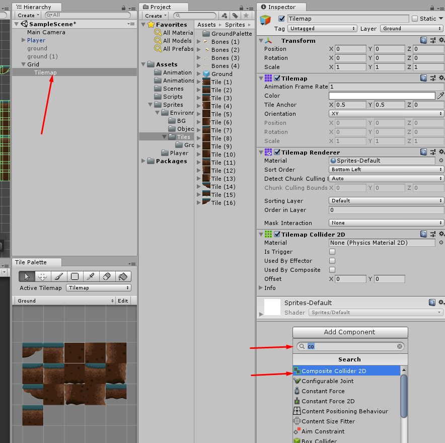 unity 3d platformer tutorial