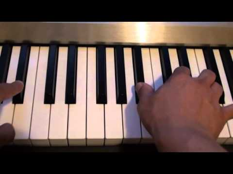 in my life piano tutorial
