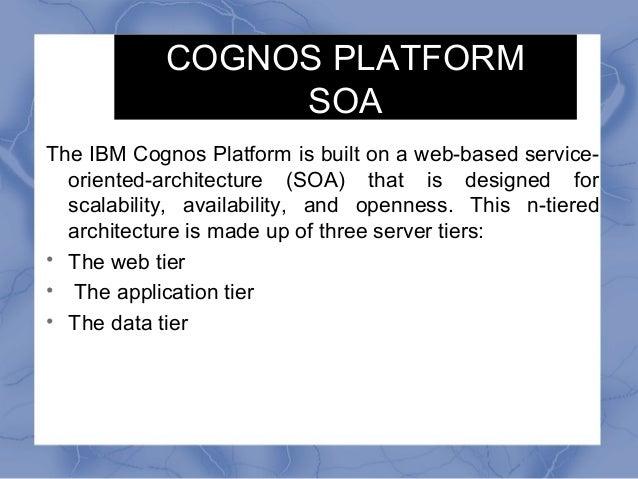 cognos data manager tutorial