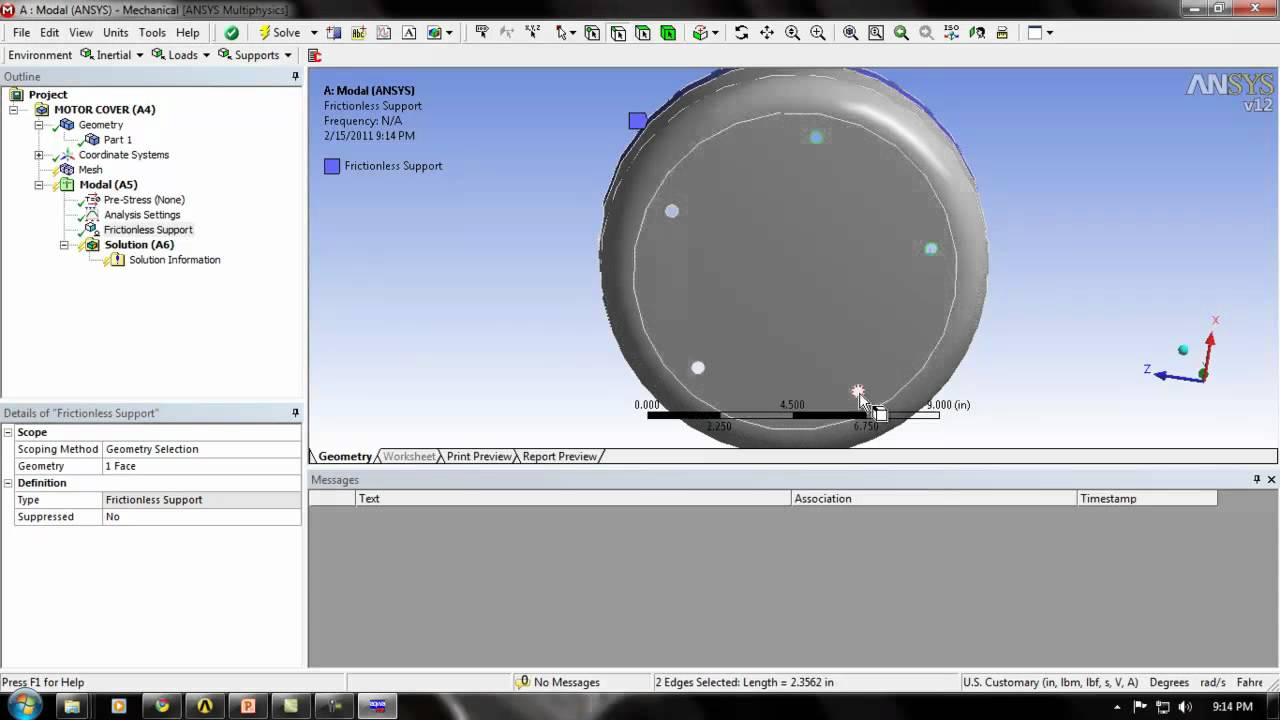 ansys workbench tutorial for beginners pdf