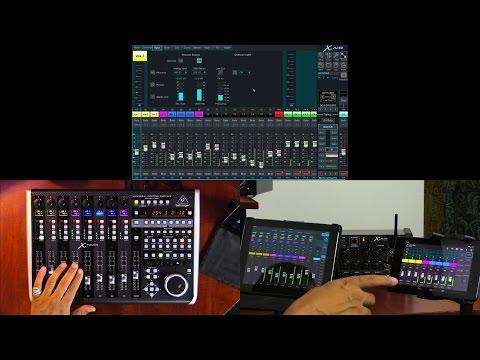behringer x32 rack tutorial