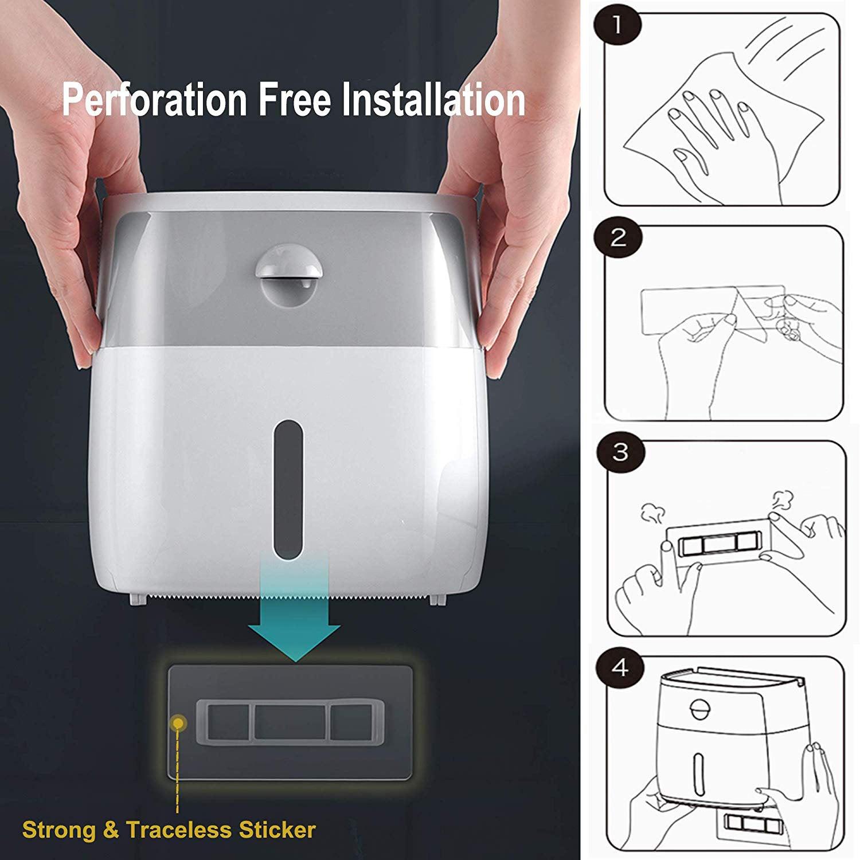 sanitary pad holder tutorial