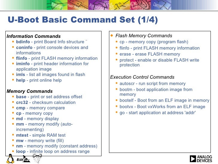 u boot bootloader tutorial