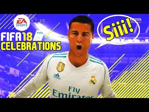 fifa 18 new celebrations tutorial