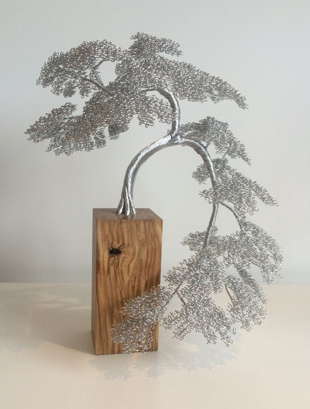 wire bonsai tree tutorial