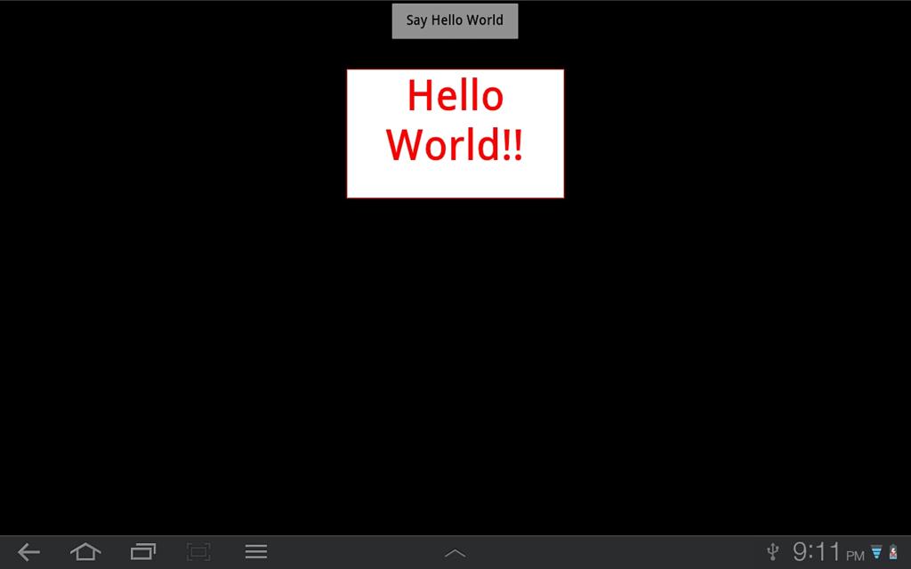 phonegap sample app tutorial