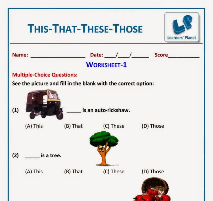 english tutorial for grade 1