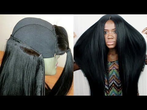 wig tutorial for beginners