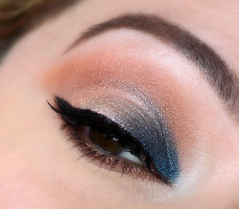 under eye eyeshadow tutorial