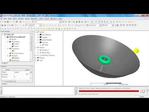 hfss tutorial microstrip patch antenna pdf