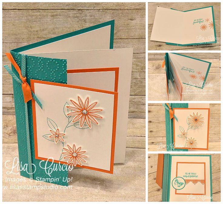 waterfall card tutorial pdf