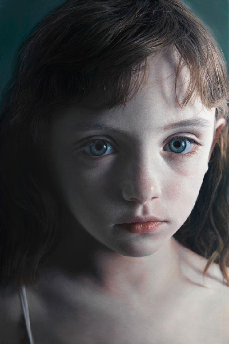 hyper realism oil painting tutorial