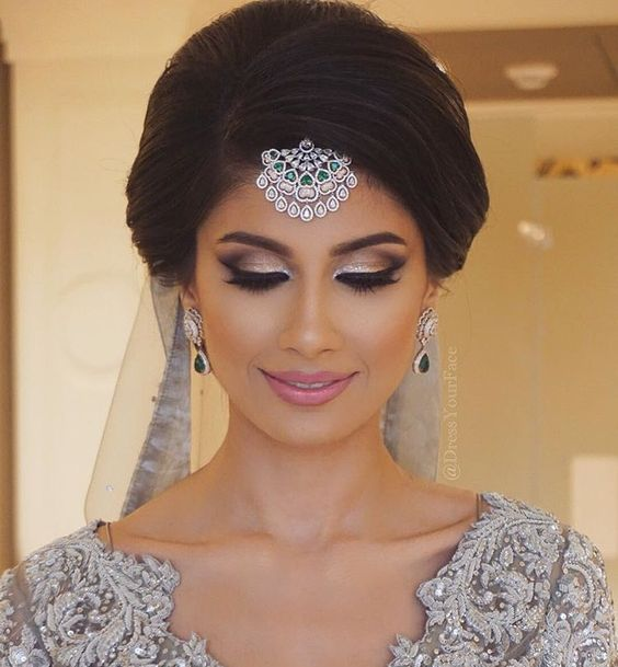 hair and makeup tutorial for wedding