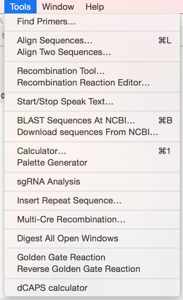 ape plasmid editor tutorial