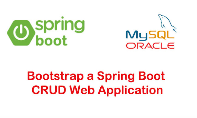 spring java web application tutorial